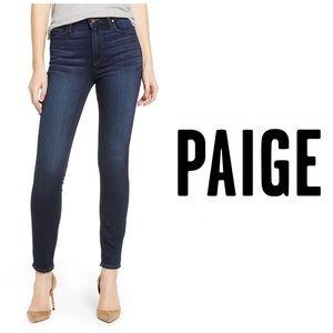 Paige Hoxton Ankle Jeans 👖